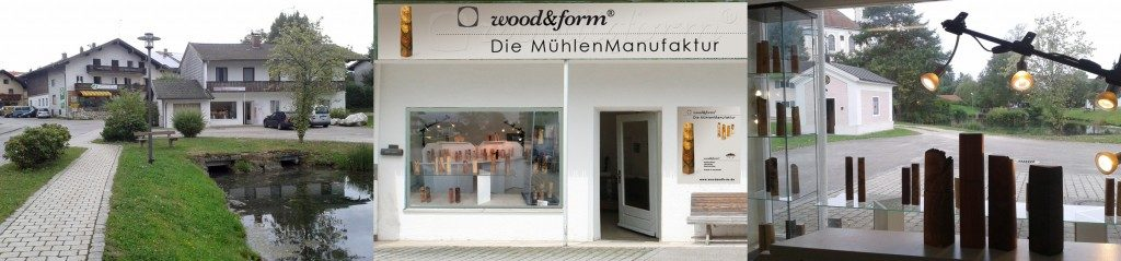 Woodandform - Die MühlenManufaktur Breitbrunn am Chiemsee