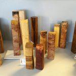 Woodandform Pfeffermühle aus edlem Holz und hochwertigem Keramikmahlwerk