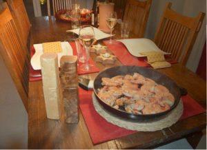 Woodandform Salz- und Pfeffermuehle