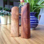 Woodandform Salz- und Pfeffermühlen