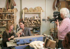 BR-Fernsehen-in-der-Woodandform-Werkstatt