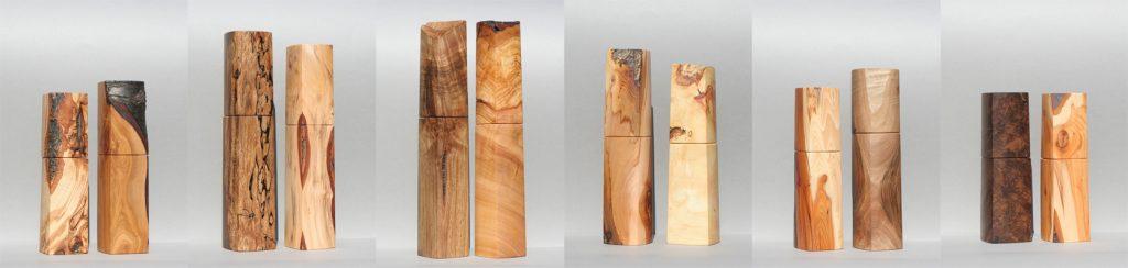 ein ideales Hochzeitgeschenk – die perfekten Paare von Woodandform