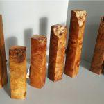 Exklusive Pfeffermühlen aus edlem Holz – Design Unikate in Handarbeit